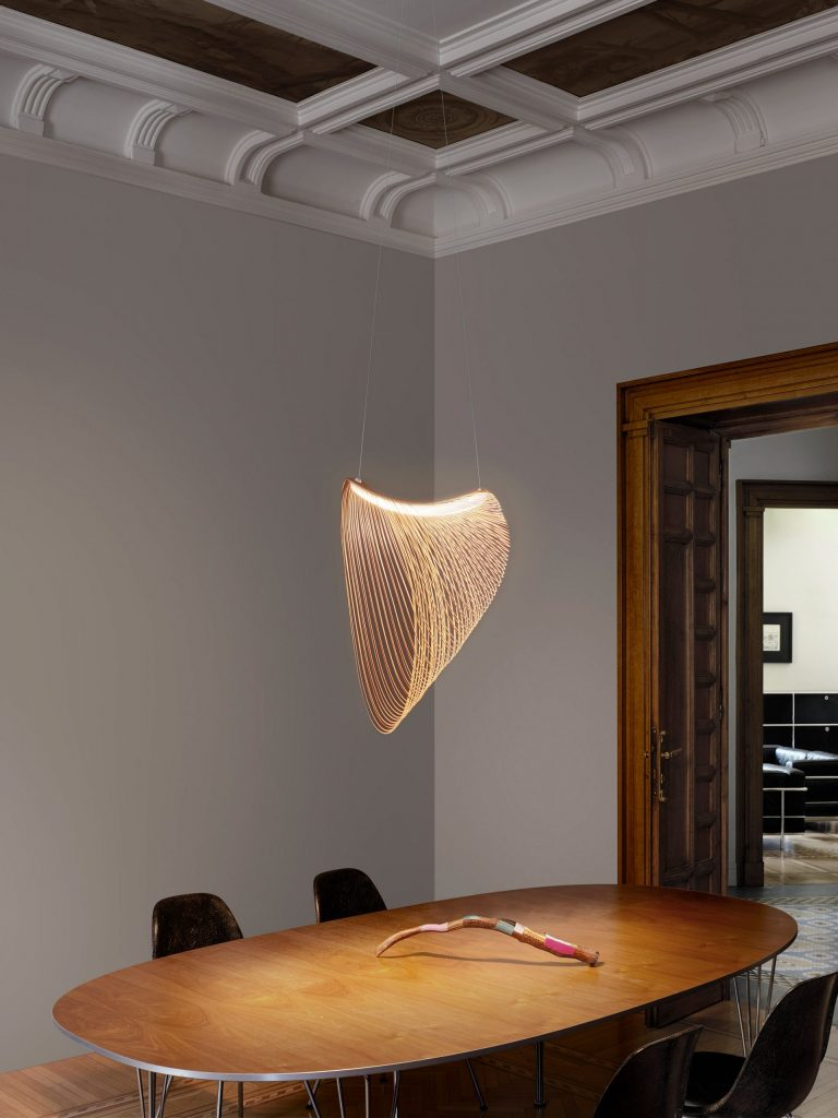 Lámpara innovadora