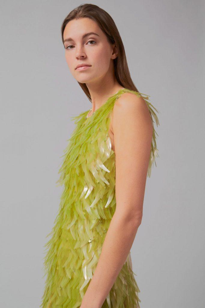 Vestido sustentable