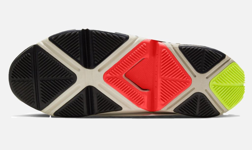 El nuevo modelo de Nike