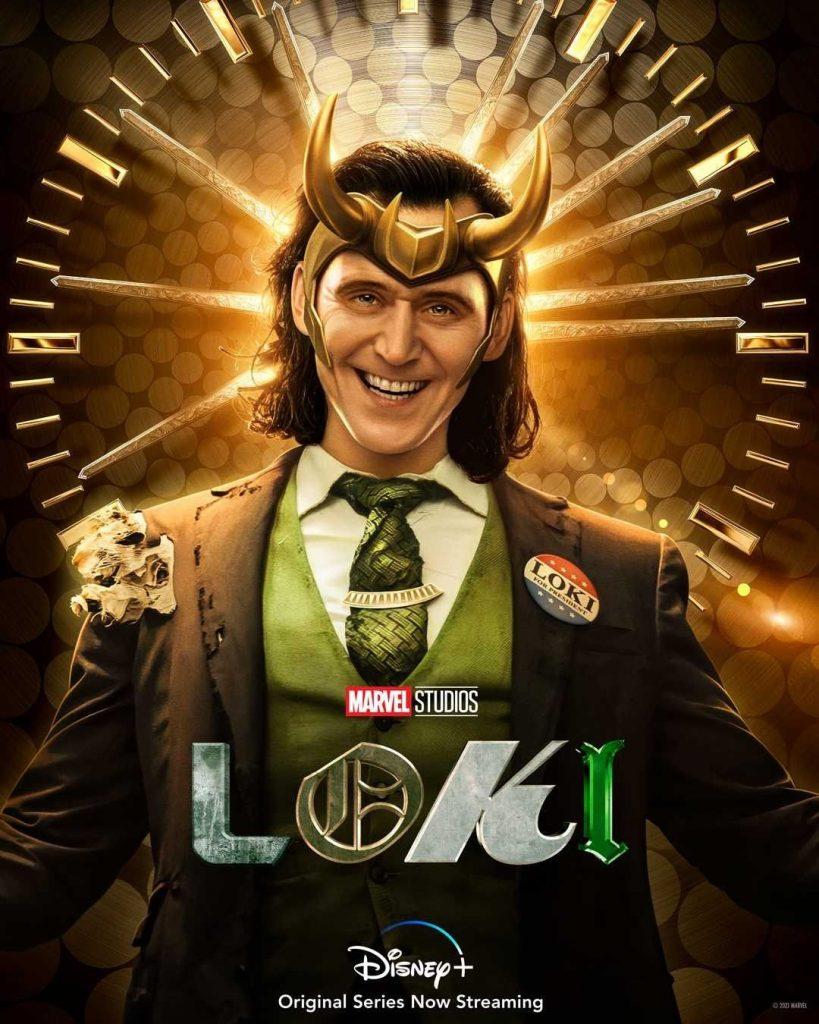 """En 2021, Disney+ también estrenó """"Loki"""", un éxito dela temporada."""