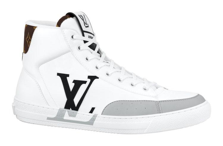 The Charlie Sneakers, las primeras zapatillas unisex de Louis Vuitton.