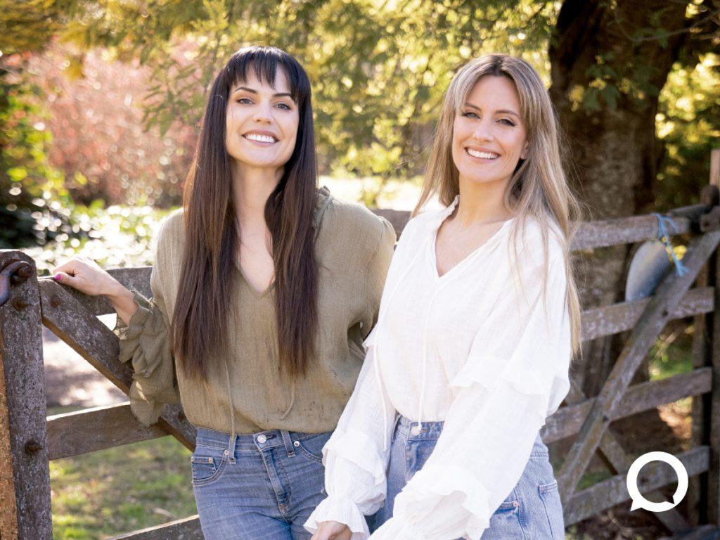 Mikaela Prada y Melina Lezcano, embajadoras de la campaña #CuidadoAnimal.