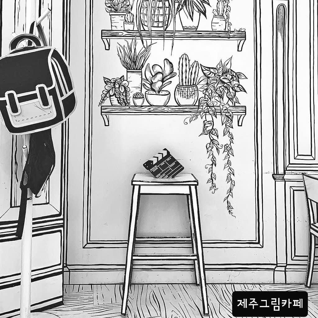 Yeonnam-dong 239-20 propone ingresar a un mundo de historieta.