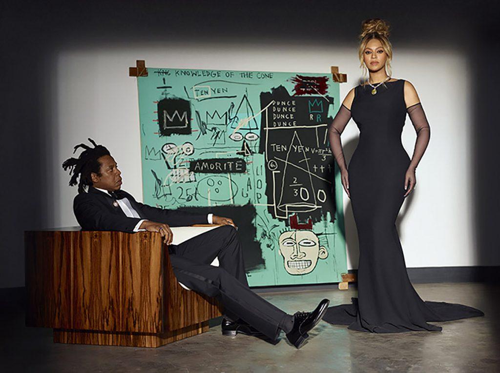 """Beyoncé  y Jay Z en la campaña """"About Love"""" de Tiffany & Co."""