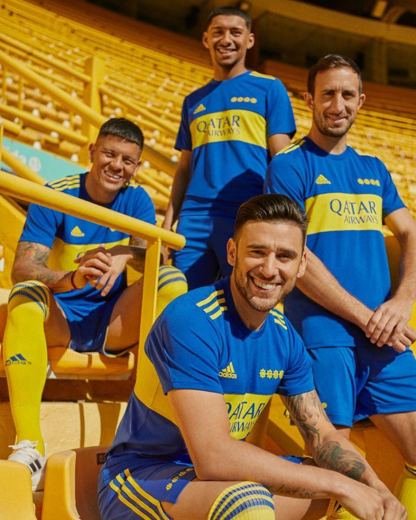 """Boca estrena """"la camiseta de Maradona"""" de 1981 el domingo 15 de agosto."""