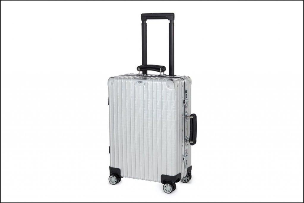 Las valijas de Fendi estarán disponibles a partir de septiembre. Foto: Fotonoticias.