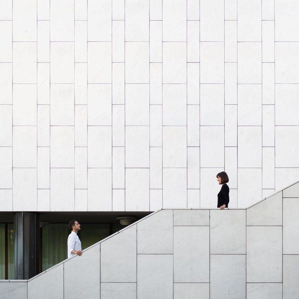 Daniel Rueda y Anna Devís, reinventan la fotografía arquitectónica.