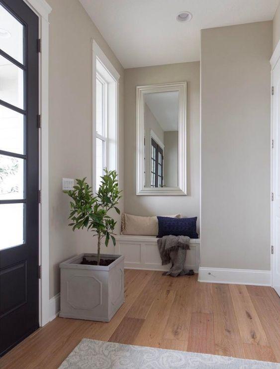 Greige es la suma del color gris más el color beige.