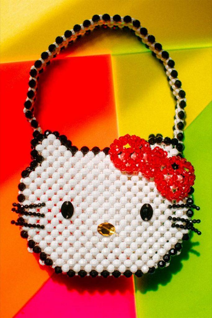 Mini cartera de Helly Kitty.