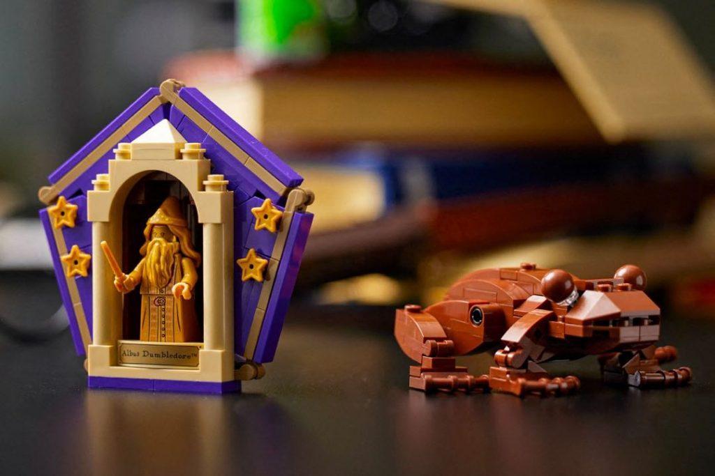 El universo Harry Potter para armar con Lego.