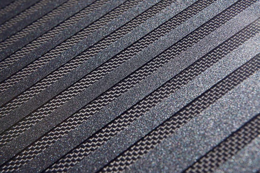 Zoom de colores y texturas del McLaren Speedtail.