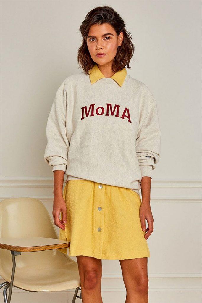 MoMa convoca a una nueva generación a través de la moda.
