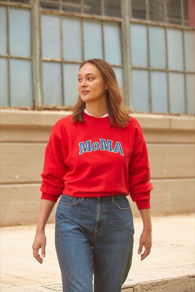 La colección Team MoMa se estrenó en Nueva York.