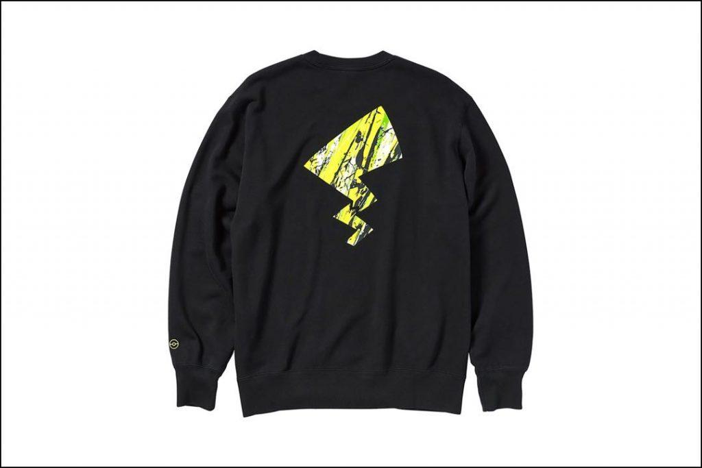 Yamaguchi imprime su estilo en nombre de Pikachu en la colección de UNIQLO.