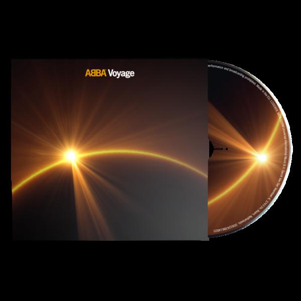 El álbum Abba Voyage que se lanzará en noviembre próximo.