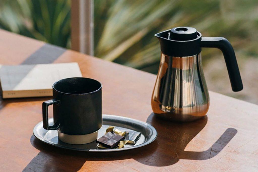 The Brew propone un sistema para que el cliente se prepare cada día un café al nivel de un profesional.