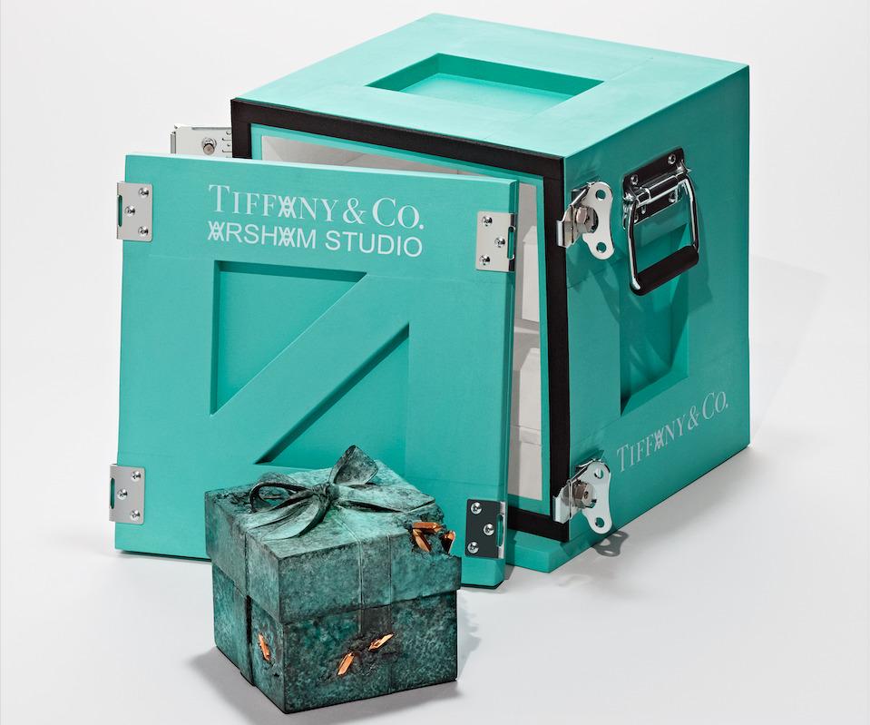 La notable creación del norteamericano Daniel Ashram para Tiffany.