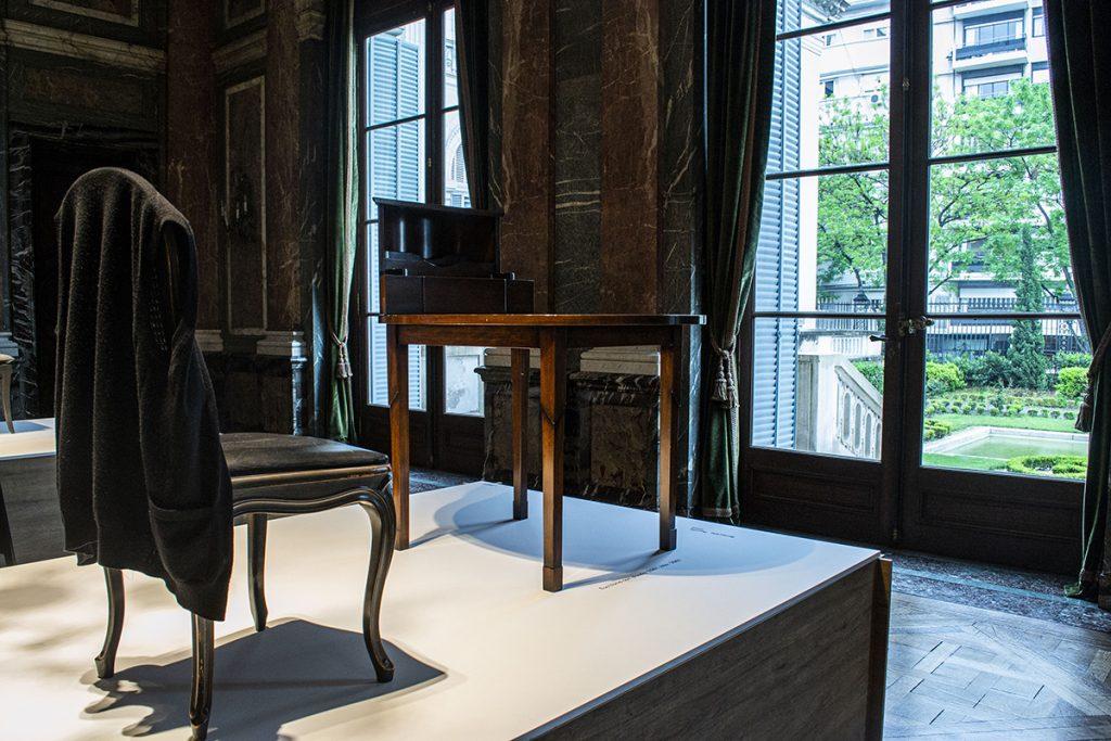 Juan Azcue Diseño 1:1 en el museo de la Ciudad de Buenos Aires.