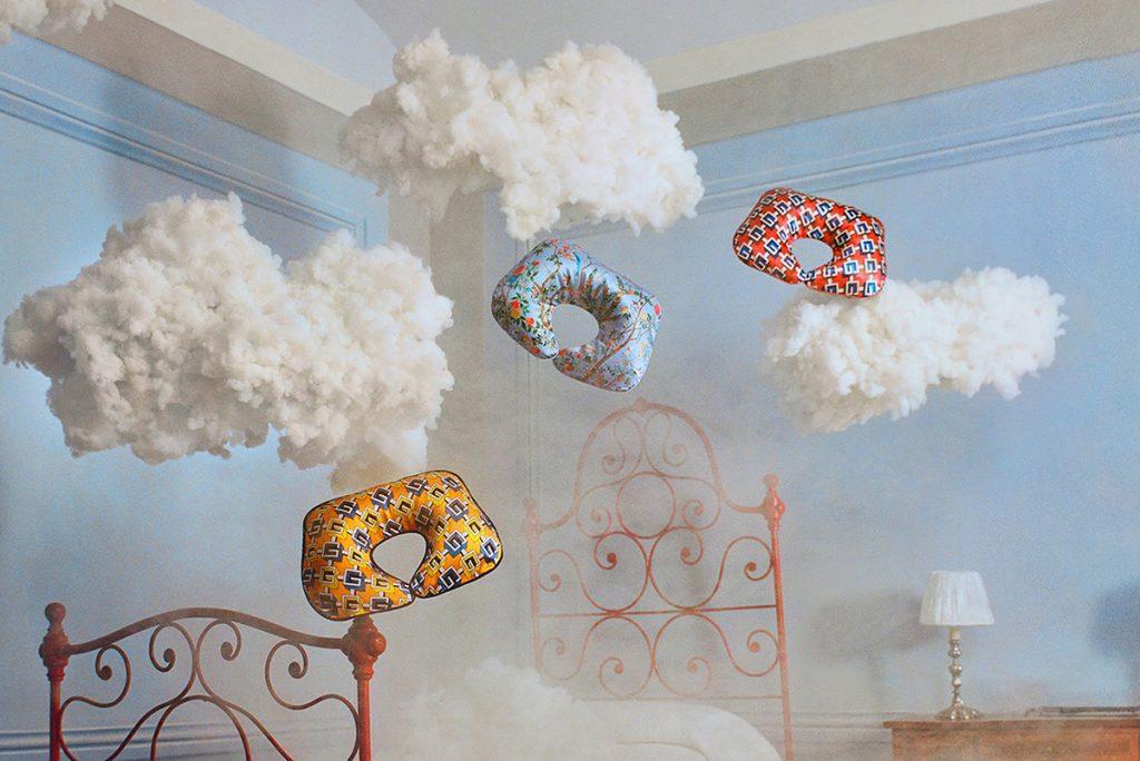 La colección Gucci Lifestyle incluye accesorios para descansar ¡y soñar!