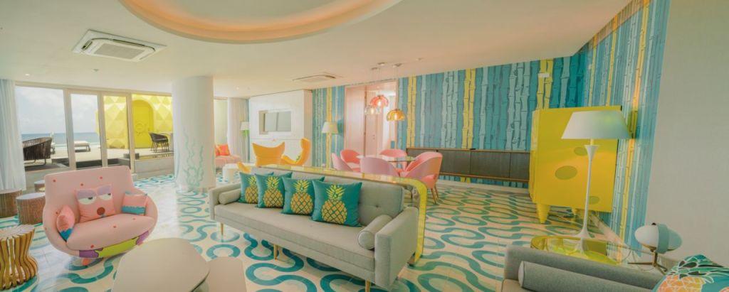 Nickelodeon Hotels & Resorts, una propuesta de turismo de lujo y animada.