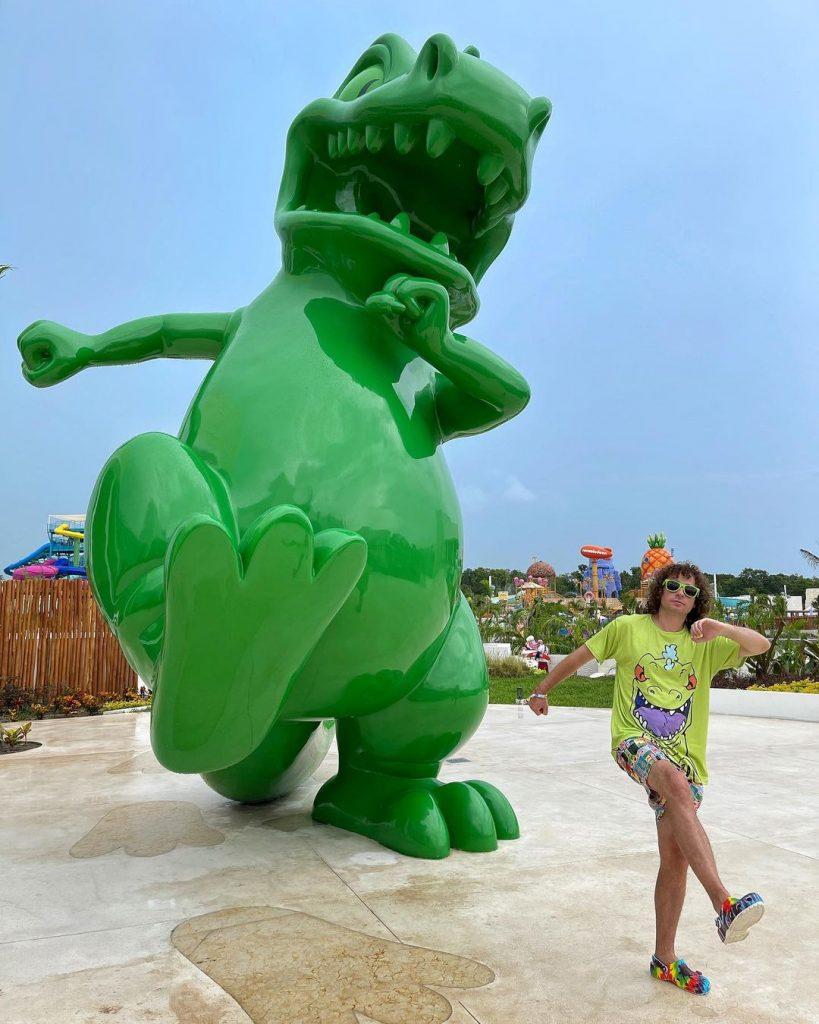 El Hotel de Nickelodeon es viral en redes sociales.