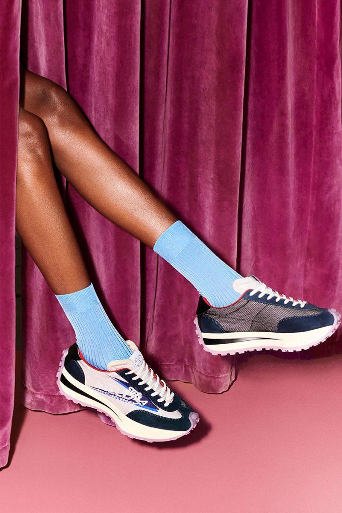 Stella McCartney Reclypse combina el diseño de moda con la funcionalidad deportiva.
