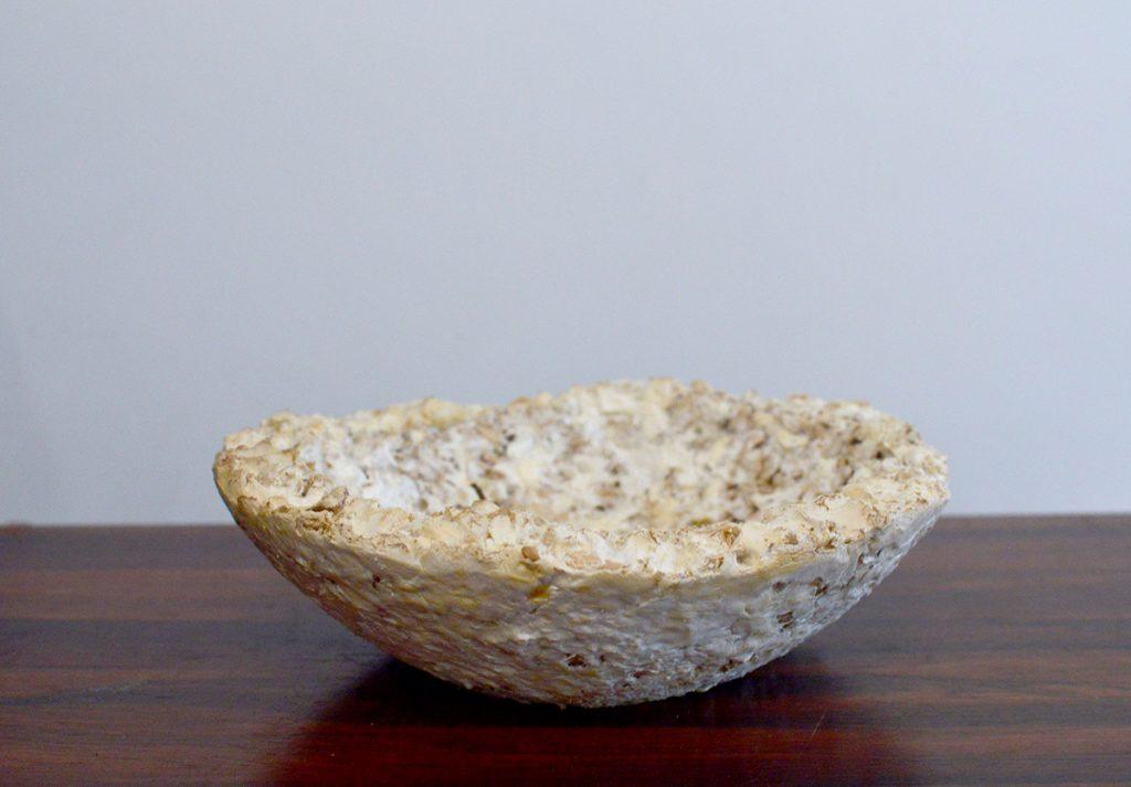 Un objeto de disseño con biomateriales, el tema de la charla online de Camila Castro Grinstein organizada por Puro Diseño.