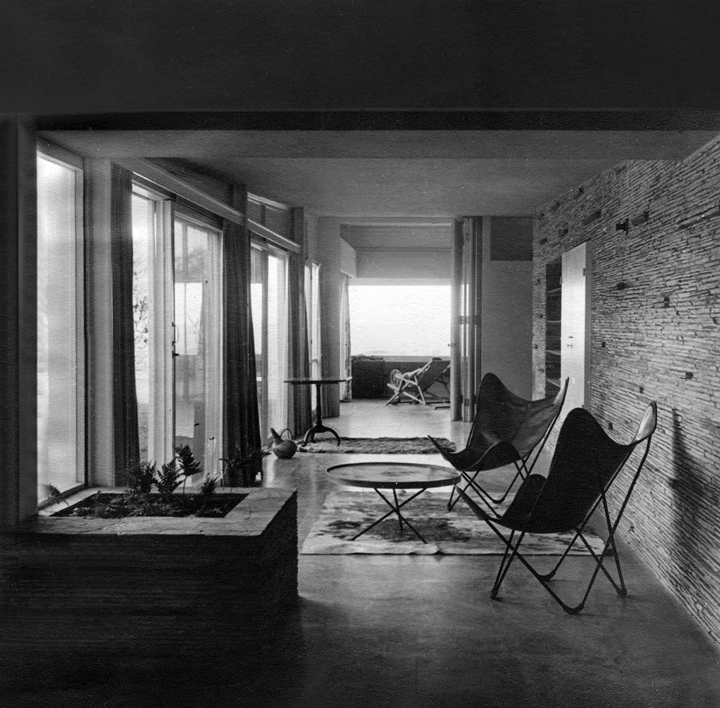 La silla BKF se creó para los ateliers de artistas y conquistó los hogares.