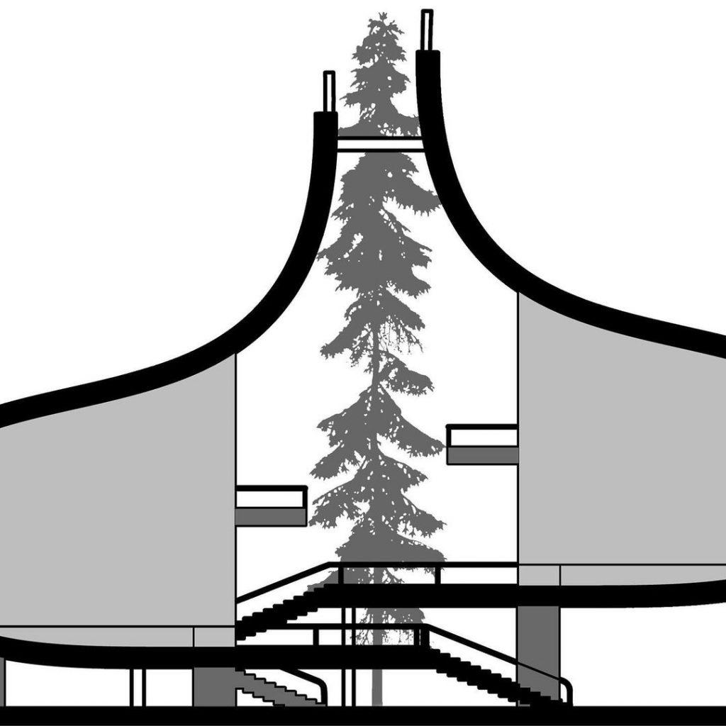 Simetría y naturaleza en la obra de Milad Eshtiayaghi.