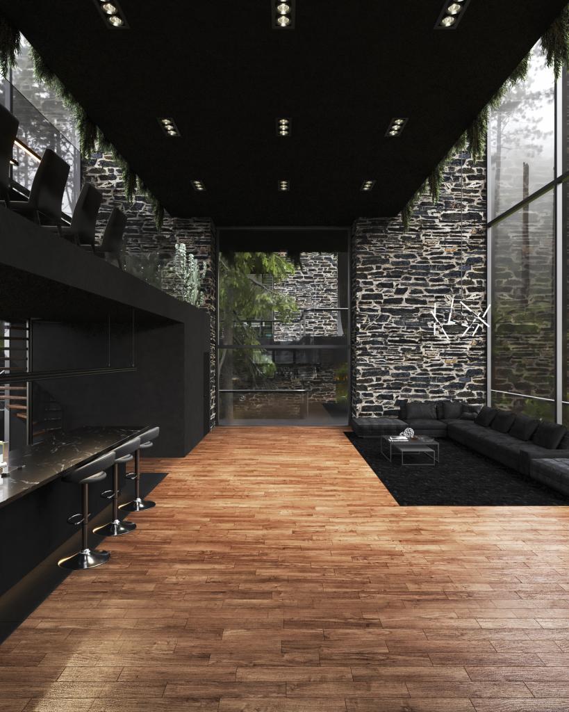 La Casa de las Hermanas Gemelas es una obra maestra del arquitecto iraní Milad Eshtiyaghi.