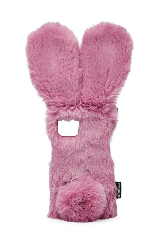 Los iPhone Bunny Case de Balenciaga.