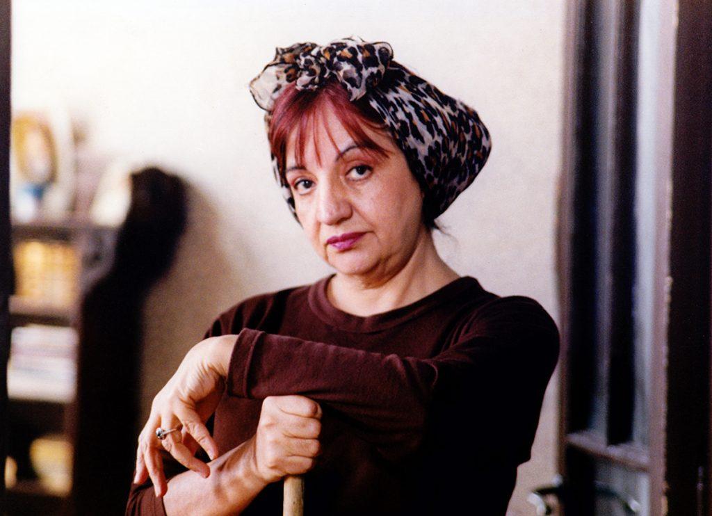 Mary Tapia, una figura clave del diseño argentino.